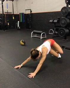 """1,030 Likes, 10 Comments - Alexia Clark (@alexia_clark) on Instagram: """"Full Body Circuit 40seconds on 20seconds rest 3-5 rounds #alexiaclark #queenofworkouts…"""""""