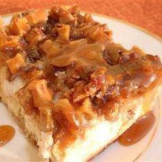 Apple Pecan Cheesecake @ allrecipes.co.uk