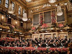 Vienna Philharmonic -New Year's Eve Concert under Maestro Zubin Mehta in the Golden Hall Photo: Jun Keller