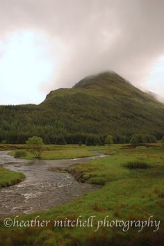 Scottish Highlands.  My dream is to visit Scotland and take pictures of it's beauty.