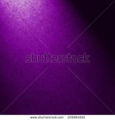 abstract purple background with black frame design and elegant spotlight, background has vintage grunge texture background of colorful dramatic contrast for website template background, purple paper by Attitude, via ShutterStock