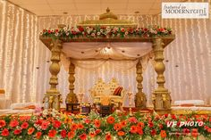 Wedding-Mandap: by VF Photography Solutions