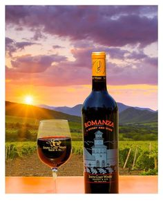 Romanza Please!  Pair this with summer!! Add a little fruit and you have a PERFECT Sangria! If you prefer food you have a lot that will work. Anything from Hamburgers and Pizza to Fillet Mignon and Duck Confit. Vegetarian: Baked Polenta with Portobello Mushrooms Potato Salad Sweet potato Butternut Squash and Roasted Red peppers Cheese: Brie Blue Colby Edam Gouda Monterey Jack and Pepper Jack Spices: Tarragon Thyme Black pepper and Clove. #southcoastwinery #wine #California #temecula #travel…