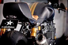 it roCKS!bikes XJR1300 Stealth ~ Return of the Cafe Racers