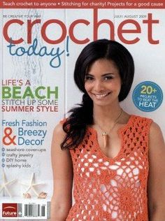 Crochet Today Magazine : Crochet Today! Magazine - www.crochettoday.com #crochettoday #magazine ...