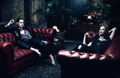 Kristen & Charlize