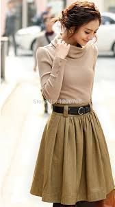 Afbeeldingsresultaat voor winter skirt