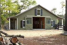 I've been dreaming about my horse barn my entire life. Luckily growing up my cousin lived on a farm so I got to spend weekends and holidays ...