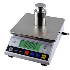 Tekit 3kg  01g Digital Accurate Precision Kitchen Baking Scale Balance W Counting Electronic Table Top Scale Laboratory Balance Digital Accurate Precision Scale Balance W Counting >>> Click image for more details. (Amazon affiliate link)