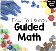 Guided Math K, 1, an