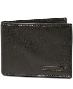 Geoffrey Beene Wallets, Mead Credit Card Manager Wallet   Web ID: 720227  Reg. $38.00  Was $27.99  Sale $18.99  I wish they had this style in a vertical format.