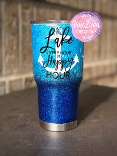 Excited to share this item from my shop: Lake Life Glitter Tumbler Short Friendship Quotes, Girl Friendship, Funny Friendship, Vinyl Tumblers, Custom Tumblers, Lake Life Quotes, Bff Quotes, Friend Quotes, Girl Quotes
