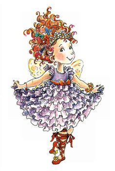 one of my most recent favorite children's books! fancy nancy is such a cool cat.