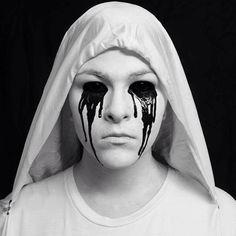 макияж на хэллоуин харли квинн - Поиск в Google