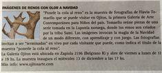 Gracias Revista Planetario por recomendar #PoneleLaColaAlReno En Ojitos - Arte contemporáneo para niños Zapiola 2196 Belgrano