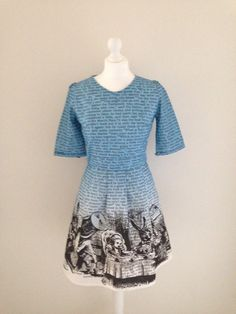 Alice in Wonderland Dress