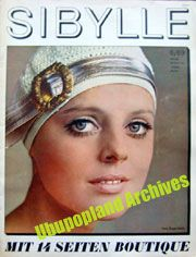 Sybille German Fashion mag, vintage magazines, patterns, photographs, & more 60's 70s's 60s 70s