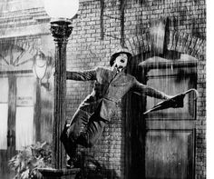 Caught in the rain | SILive. Gene Kelly