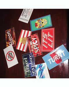 Exclusive Pack sent to @johnspeciale one of our team pros!  #instamood #instalove #instalike #instagood #colorful #treatyoself #dogs #chill #turnt #vibes #100 #sticker #stickers #stickerart #stickerbomb #stickerline #stickerporn #stickerslap #stickerslaps #streetphotography #vsco #vscocam #art #arte #awesome #iwant night
