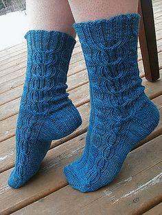 Ravelry: House Baratheon Socks pattern by Christine Pike