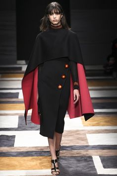 Armani 2015-2015 layered skirt