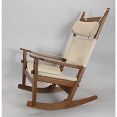 Hans Wegner, Rocking Chair, 1967