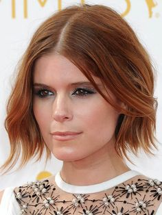 Kate Mara at the 2014 Emmy Awards: http://beautyeditor.ca/2014/08/27/emmy-awards-2014/