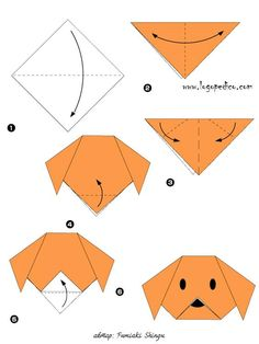 - Origami - Simple origami for kids and their parents. Selection of funny and cute figures — DIY is … nice Simple origami for kids and their parents. Selection of funny and cute figures — DIY is FUN Read More by Origami Design, Diy Origami, Useful Origami, Origami Paper, Diy Paper, Paper Crafts, Origami Folding, Origami Envelope, Easy Origami For Kids