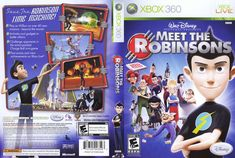 Meet The Robinson, Xbox Live, Playstation 2, Cool Gadgets, Battle, Challenges, Baseball Cards, Disney, Character
