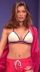 Laetitia Casta - Victoria's Secret Fashion Show, 1997.