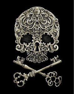 secret of skull | Flickr - Photo Sharing!