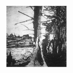Collagraph print Collagraph, Photo And Video, Artwork, Painting, Instagram, Work Of Art, Painting Art, Paintings, Painted Canvas