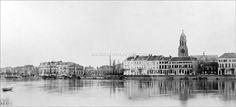 rijnkade arnhem | Arnhem omstreeks 1900