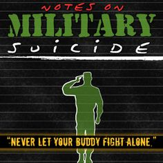 The Military Suicide Epidemic