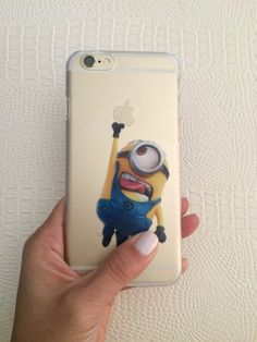 Iphone 5/5s/6/6s/6 Minion iphone 6 case iphone 6s by DreamKaser
