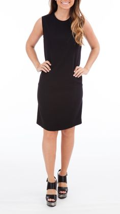 Calvin Klein Drop Waist Sheath Dress