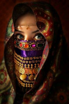 "one-world-of-fashion: "" Portrait of Emotiondon by donnell gumiran "" We Are The World, People Around The World, Beautiful Eyes, Beautiful People, Pretty Eyes, Moslem, Folk, Face Veil, Exotic Beauties"