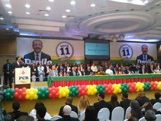 PCR se constituye en el verdadero partido emergente de la República Dominicana