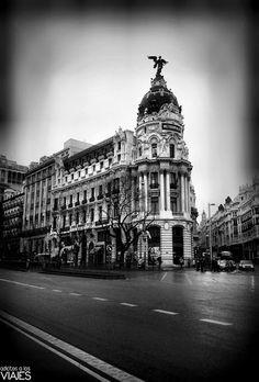 Edificio Metrópolis madrid