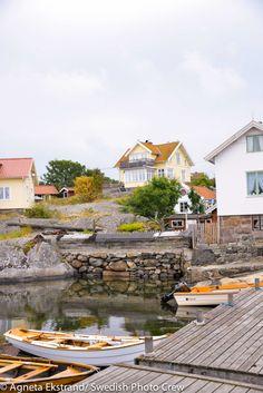Kärringön - Fishermans village Swedish west coast