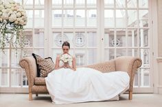 Weddings at The Landmark London #Wedding #Hotel