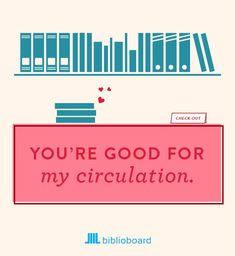 BiblioBlog — Once again, the librarian and graphic design squad...