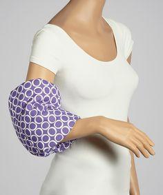 Aubergine Organic Arm Pillow Pad | zulily