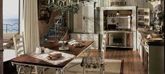 Cucina Old England, Stile country e chic, inconfondibile tipico ...