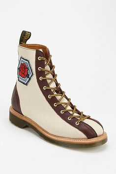 Dr. Martens Aggy Canvas Boot