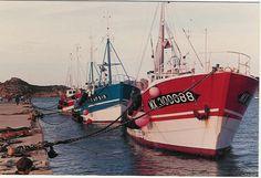 Kalinka Mx300088, le long du quai du Diben  à l'époque ou il était en activité