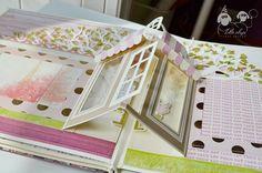 Свадебный альбом - Alla Grezeva Бумажные истории