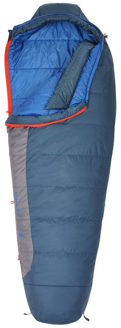 New for 2015! Utilizing both hydrophobic DriDown fill and ThermaPro advanced synthetic fiber blend fill to create an extremely versatile and comfortable hybrid insulation, the Kelty Dualist 22 Degree sleeping bag is high performance, yet affordable.