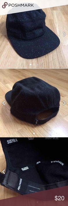 Supra Hat ✌️ Gently worn, great condition, zero flaws! Supra Accessories Hats