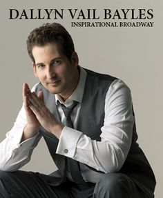 BYU Arts - Dallyn Vail Bayles: Inspirational Broadway, 8/20-8/23/2013, 7:00 PM in the Pardoe Theatre. Click here for tickets!